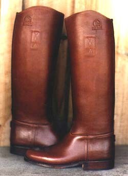 English Polo Boot