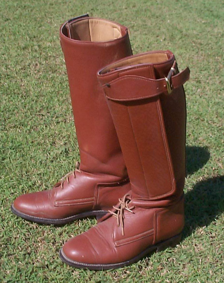 German Polo Boot